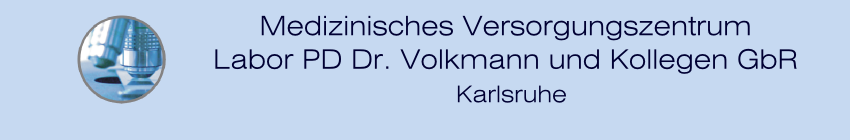 MVZ Labor PD Dr. Volkm...